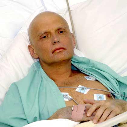 Mordopfer Litwinenko: Bei Russland-Kennern als Spinner abgetan