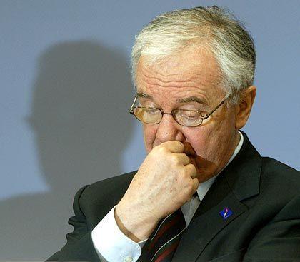 Verkehrsminister Stolpe: Optimaler Sündenbock