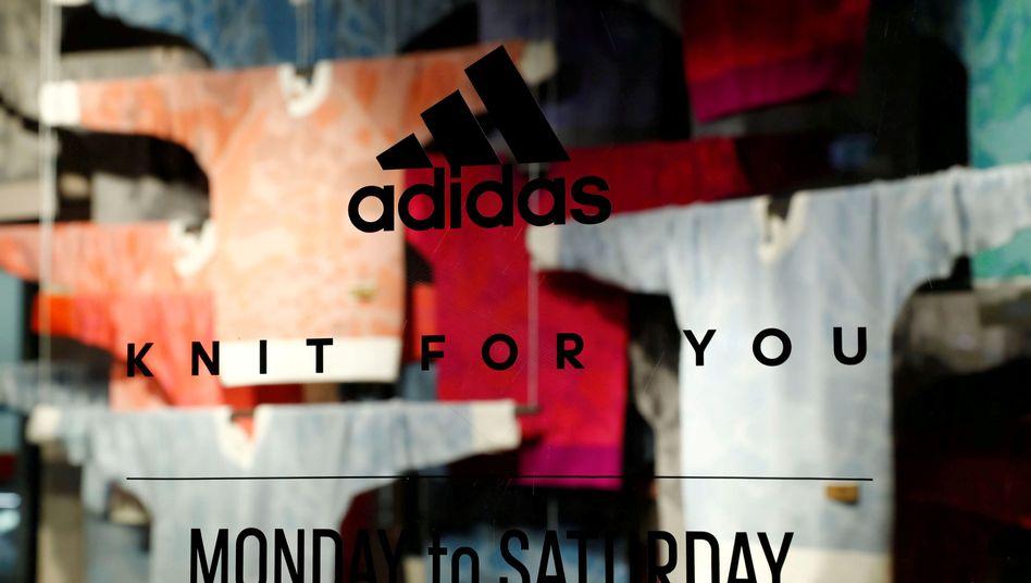Adidas-Store in Berlin (Archiv)