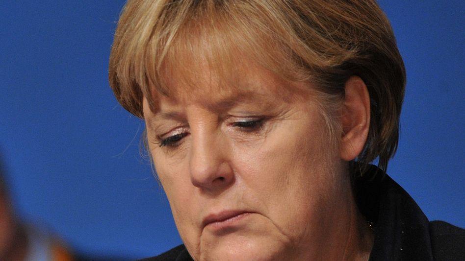 Kanzlerin Merkel: Was schreiben die Bürger denn da?