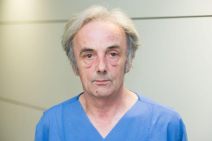 Kinderarzt und Neonatologe Jürgen Dinger