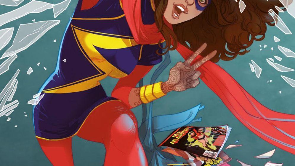 Comics: Ein Universum voller Heldinnen
