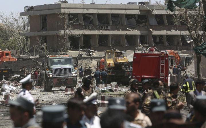 Deutsche Botschaft in Kabul