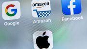 Amazon verdreifacht Gewinn, auch Google und Facebook mit Plus