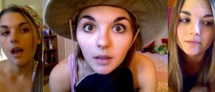 lonelygirl15 alias Bree: Web-Beichte eines Teenagers - oder Massenverführung durch eine bezahlte Schauspielerin?