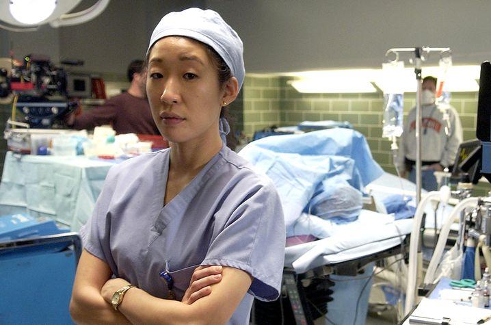 Sandra Oh als Dr. Christina Yang: Sie verließ die Serie 2014
