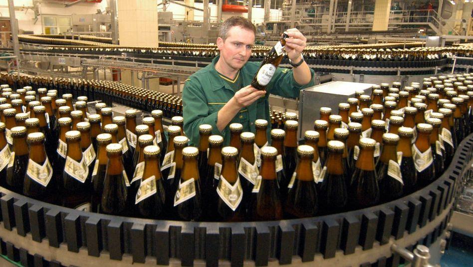 Brauerei in Bitburg: Vergeht den Deutschen die Lust auf Bier?