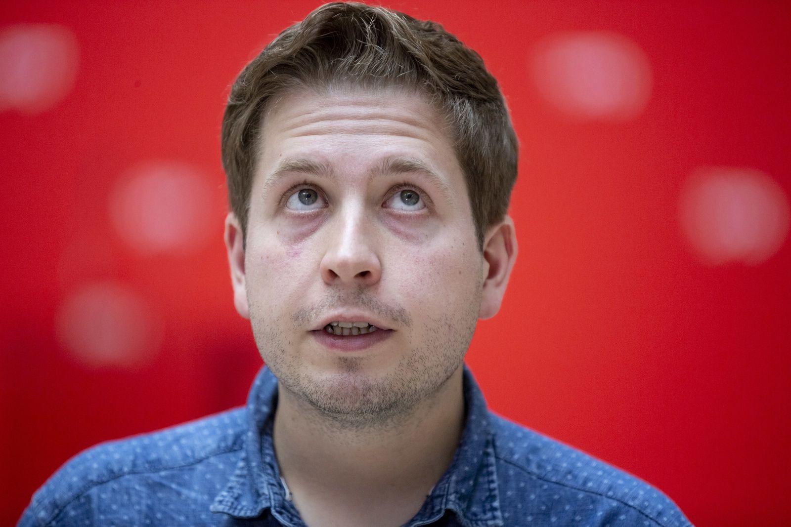 Pressekonferenz der SPD