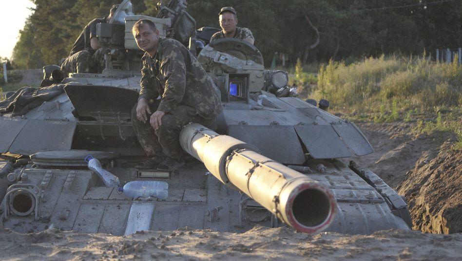 Konflikt in der Ostukraine: KiewbeendetWaffenruhe mit Separatisten