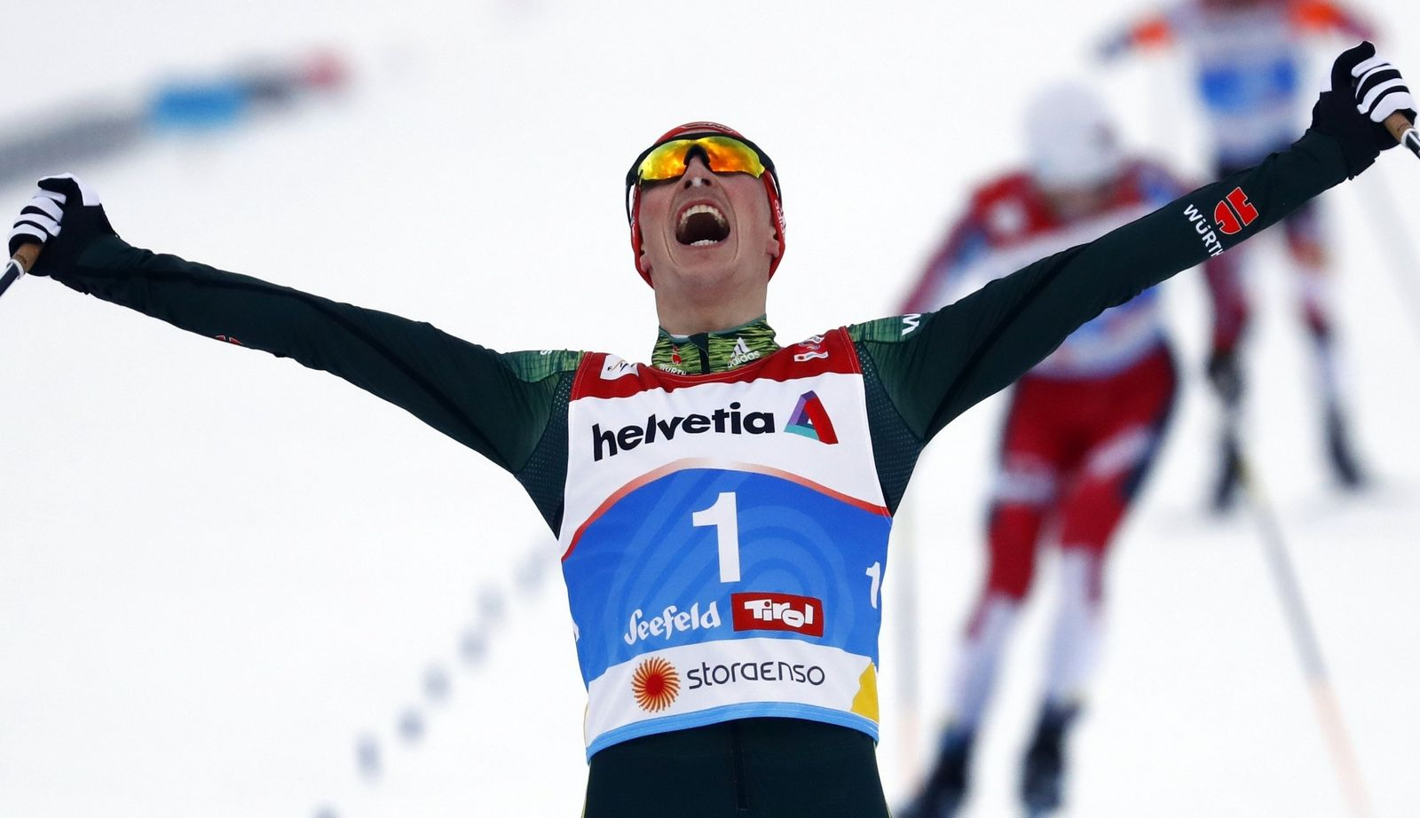 Austria Nordic Skiing Worlds