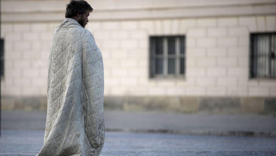 Schicksal Obdachlosigkeit: Überleben in der Eiseskälte