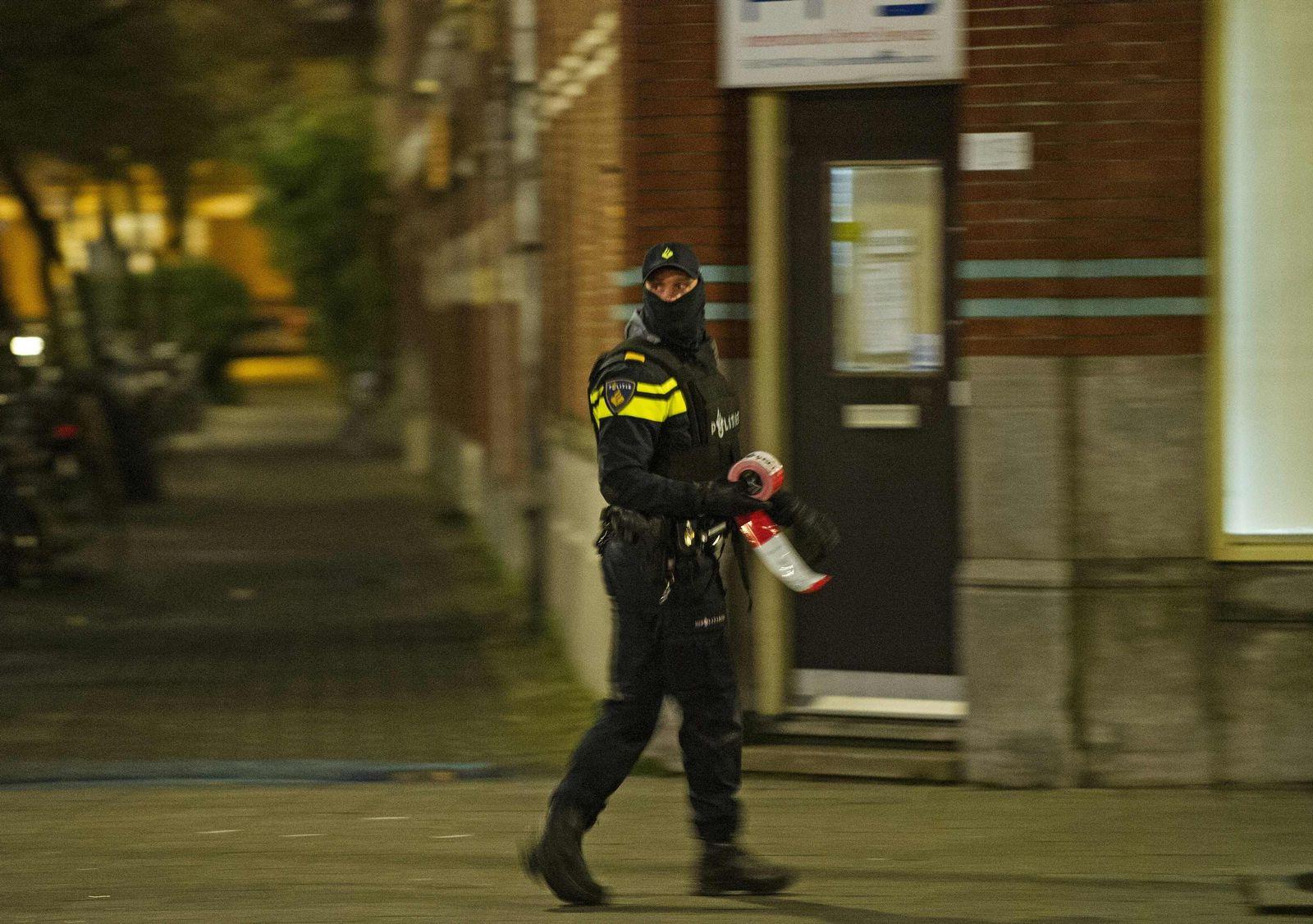 NETHERLANDS-FRANCE-TERRORISM
