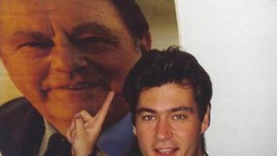 """Markus Söder mit Strauß-Poster im Jugendzimmer: """"Für mich war das cool"""""""
