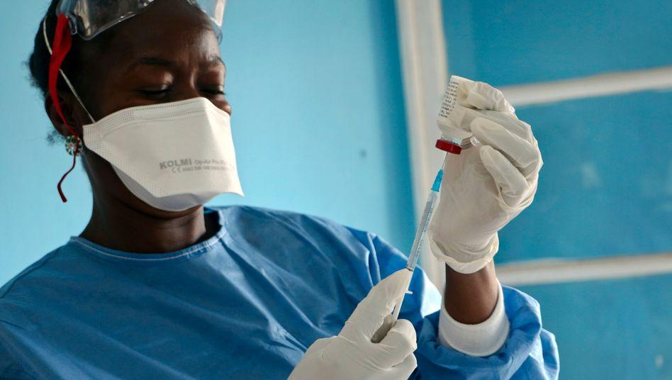 Zuletzt war die Demokratische Republik Kongo in Zentralafrika mehrmals von Ebola-Ausbrüchen betroffen