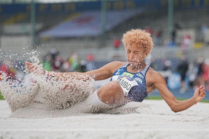 Malaika Mihambo: Sie ist Weltmeisterin, wird sie auch Olympiasiegerin?