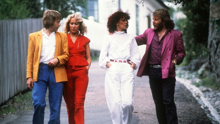 ABBA in Stockholm: Mamma Mia - here they go again