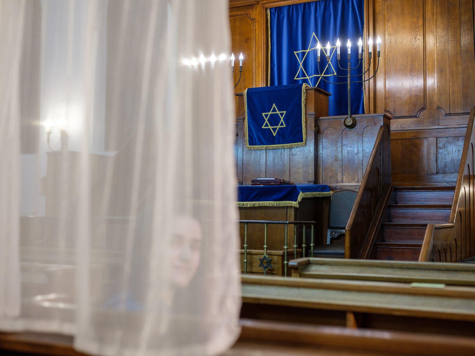 EINMALIGE VERWENDUNG Plus 2/2020 Synagoge Halle S.36