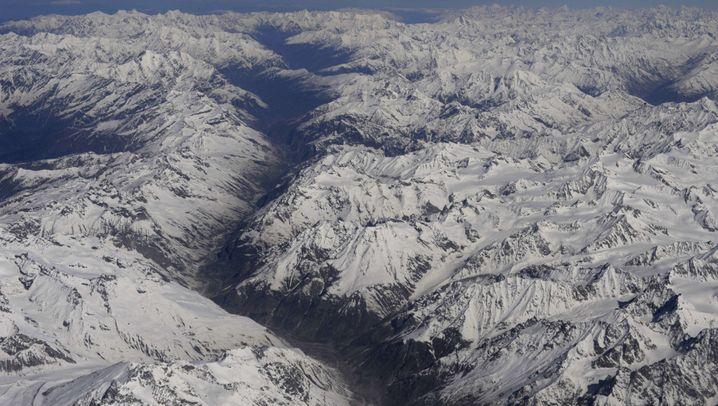 Himalaja: Streit über Gletscherschmelze