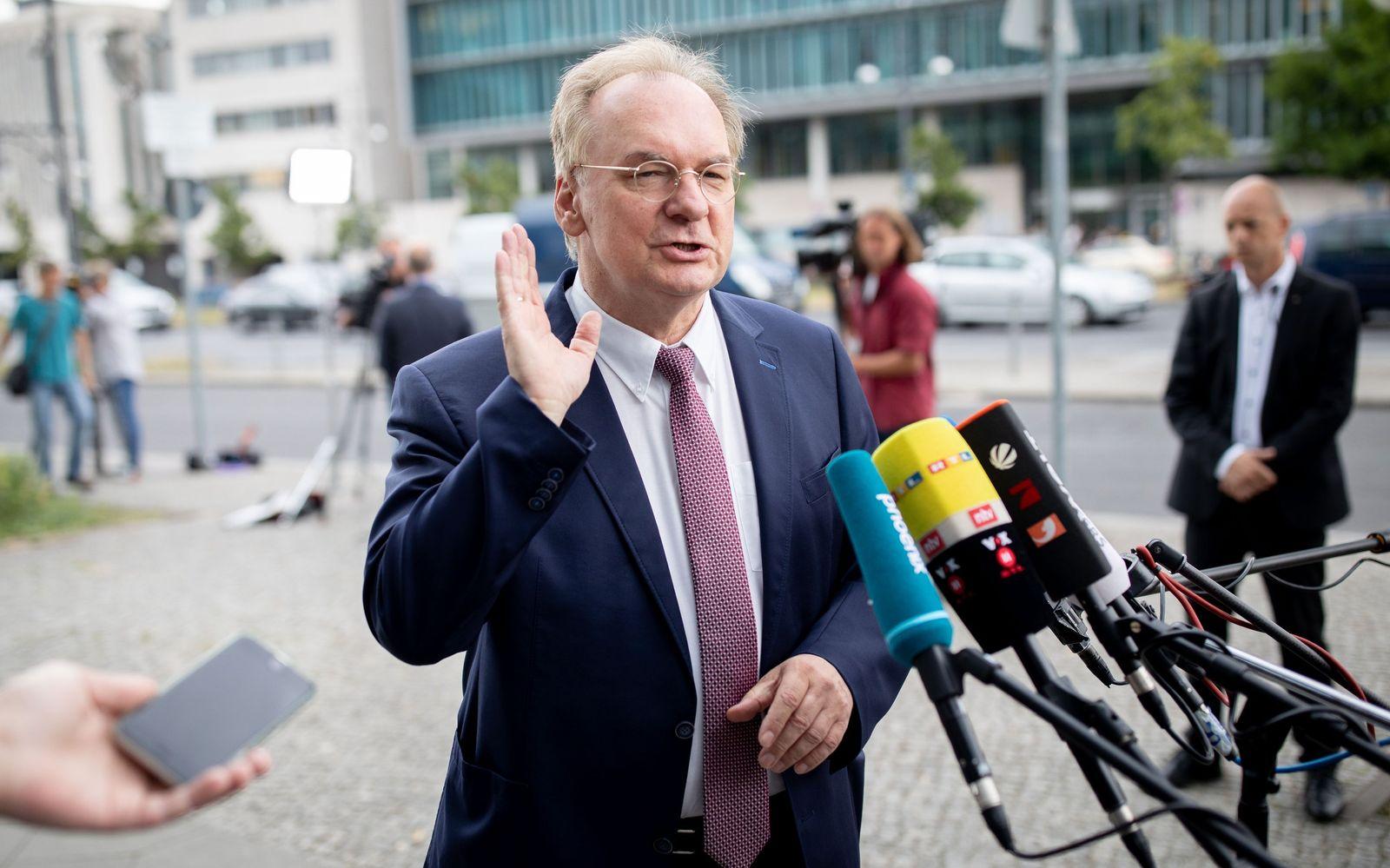 Reiner Haseloff CDU Sachsen-Anhalt