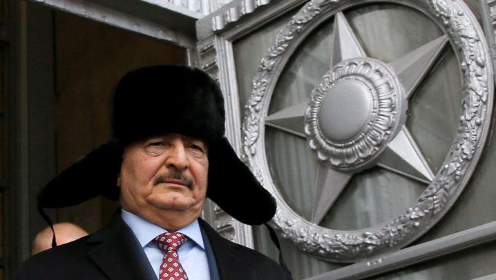 Warlord in Libyen: Haftars Befehl