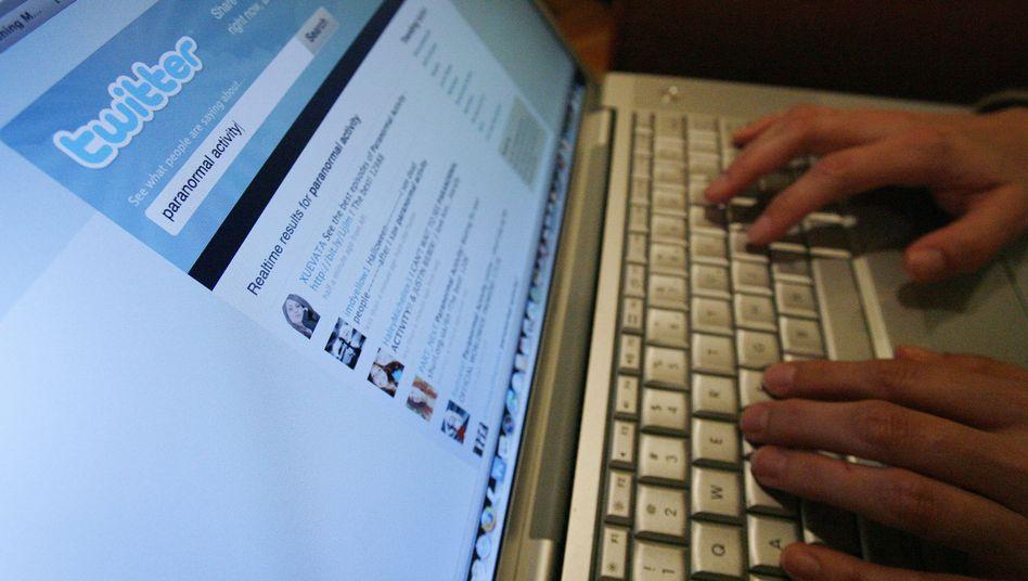 Twitter-Logo: Tweets stehen unter dem Schutz der US-Verfassung