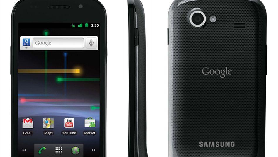 Der zweite Versuch: Google-Smartphone Nexus S
