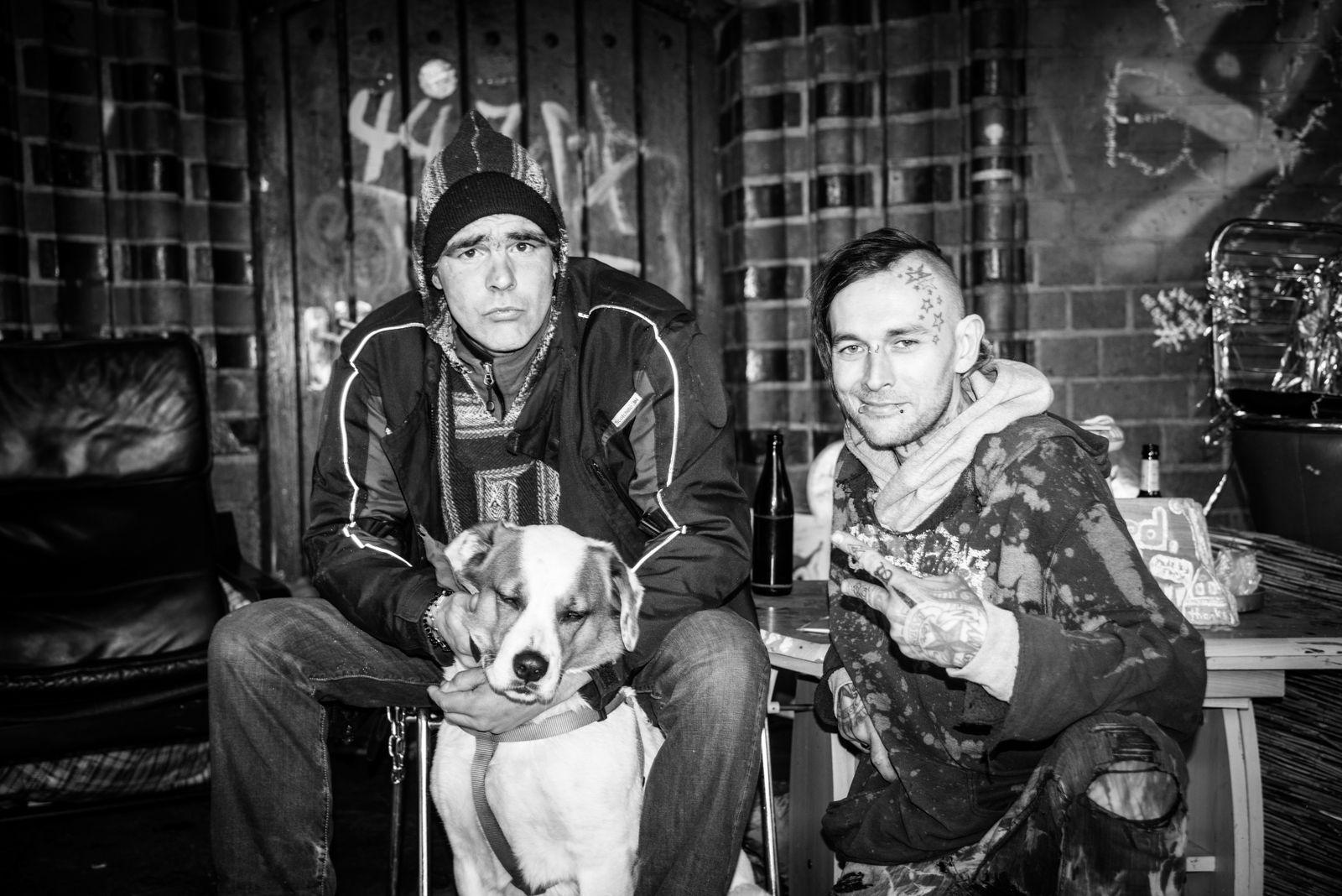 Obdachlosigkeit - Portraits © Debora Ruppert -2