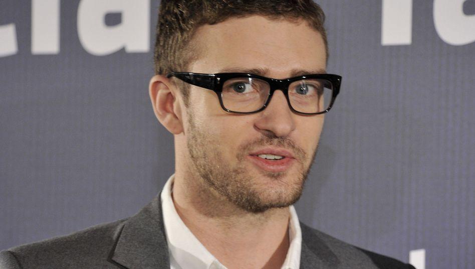 Justin Timberlake (Archivbild): MySpace-Investor eröffnet neue Version seiner Musik