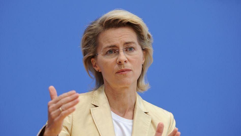 Arbeitsministerin von der Leyen: Gleiches Recht für alle EU-Angehörigen