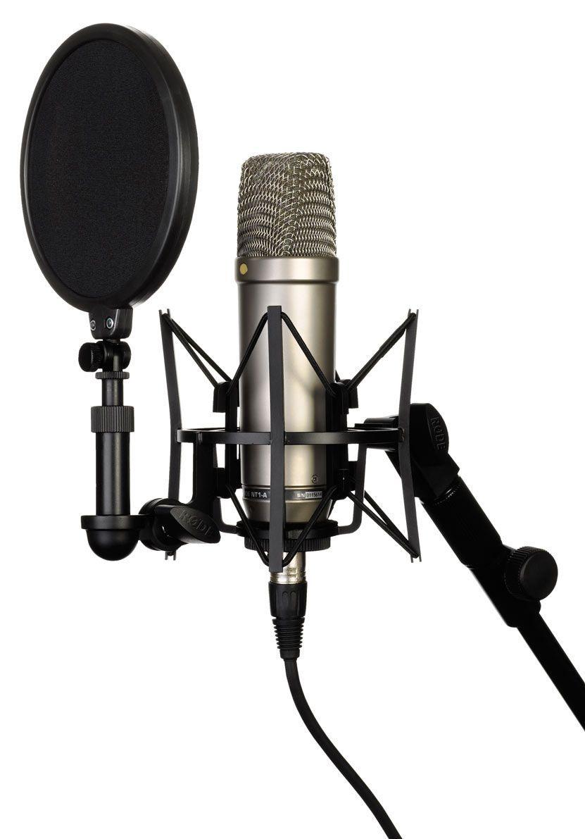 Heimstudio / Mikrofon