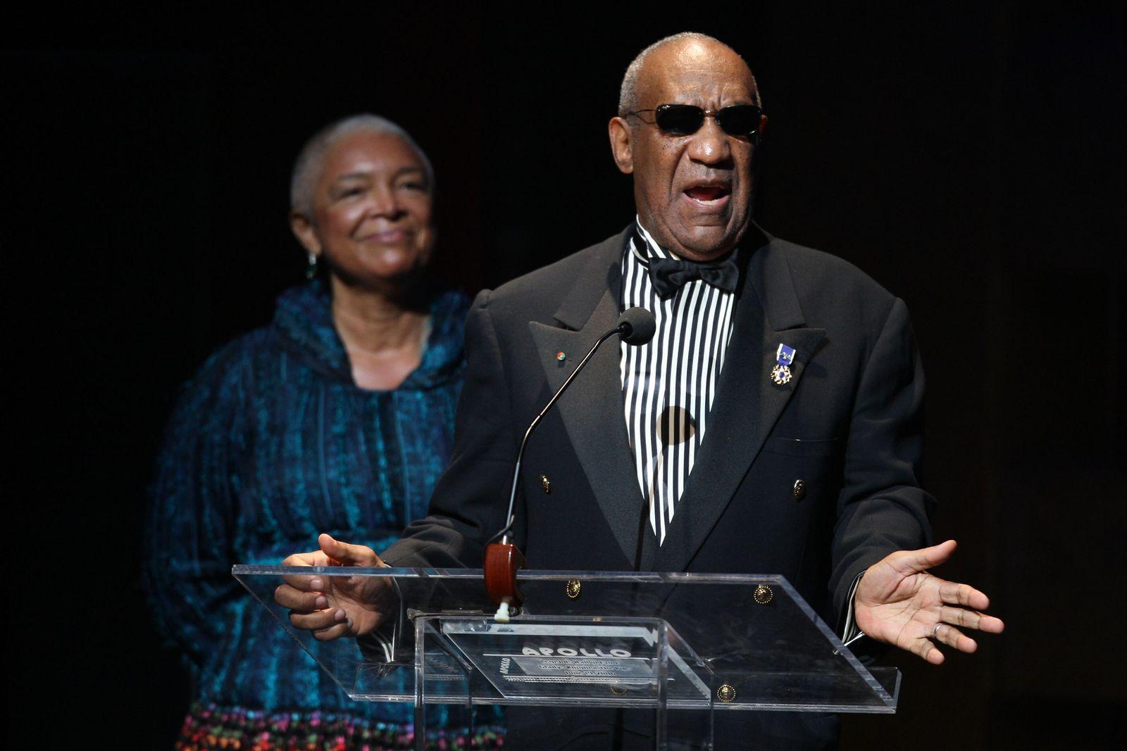 Camille und Bill Cosby/