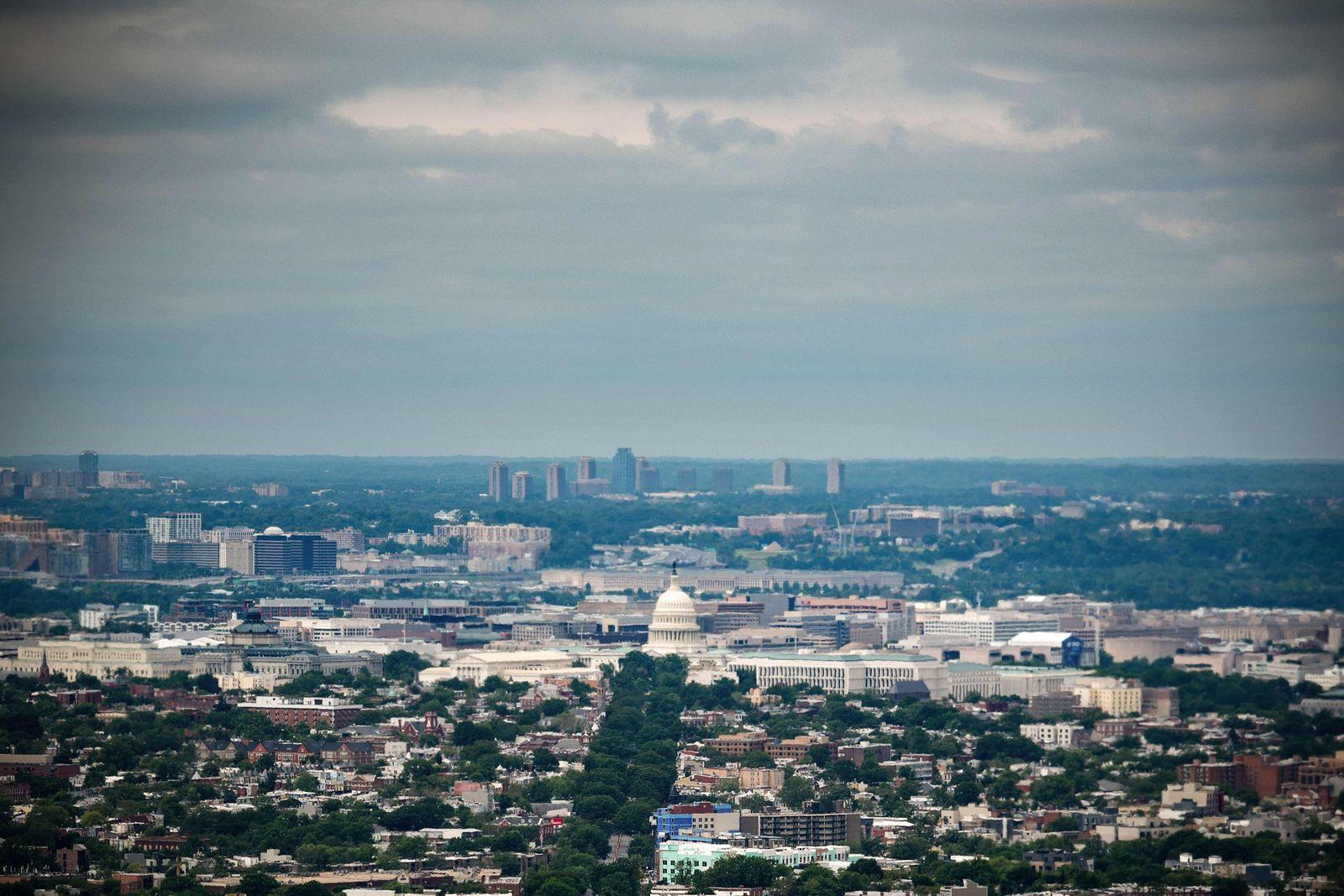 Congress votes on proposal for Washington DC statehood