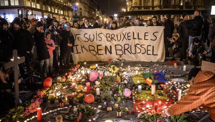 Anschläge in Brüssel: Momente des Terrors, Stunden des Zusammenhalts