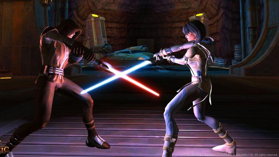 """""""Star Wars - The Old Republic"""": Online-Spiel mit Abonnentenschwund"""