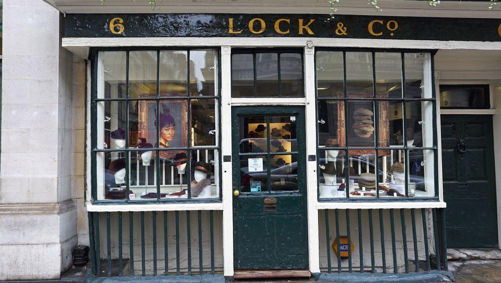 Chapeau!: Die Kreationen von John Lock & Co.