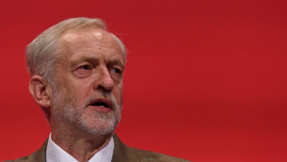 """Labour-Chef Corbyn: Reden gegen """"britischen Imperialismus"""""""