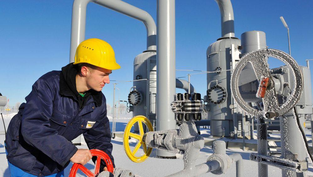 Fotostrecke: Deutsch-russische Wirtschaftsbeziehungen