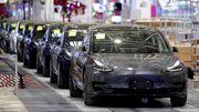 Tesla muss die Produktion wochenlang schließen
