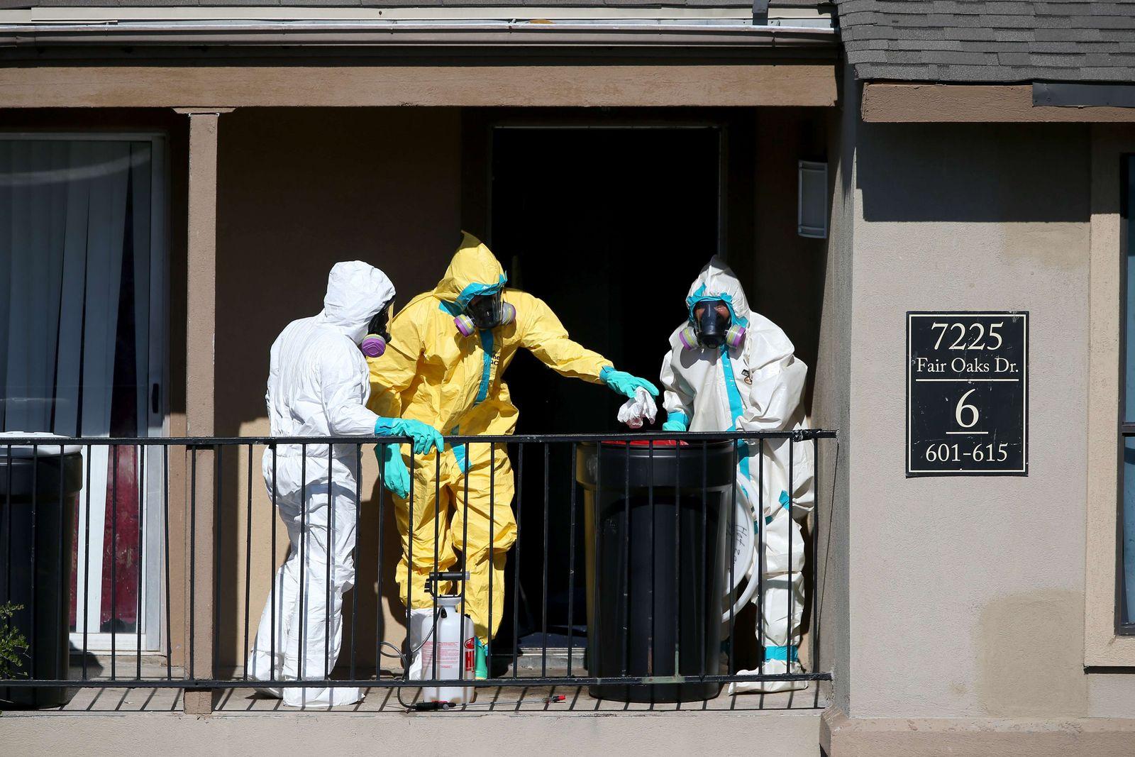 Texas/ Ebola