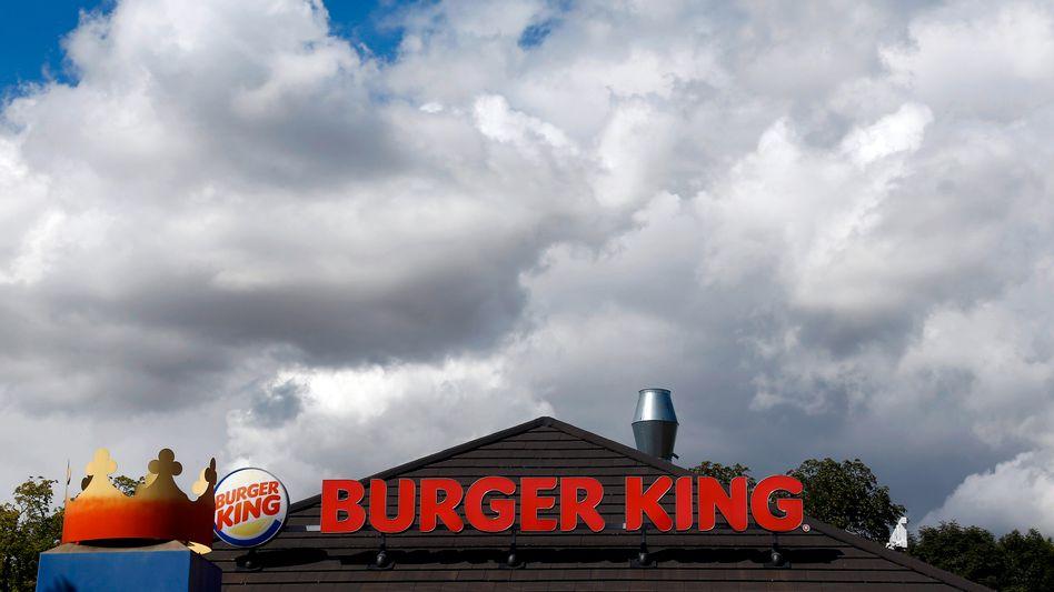 Burger-King-Filiale: Bis Mittwoch soll alles wieder offen sein