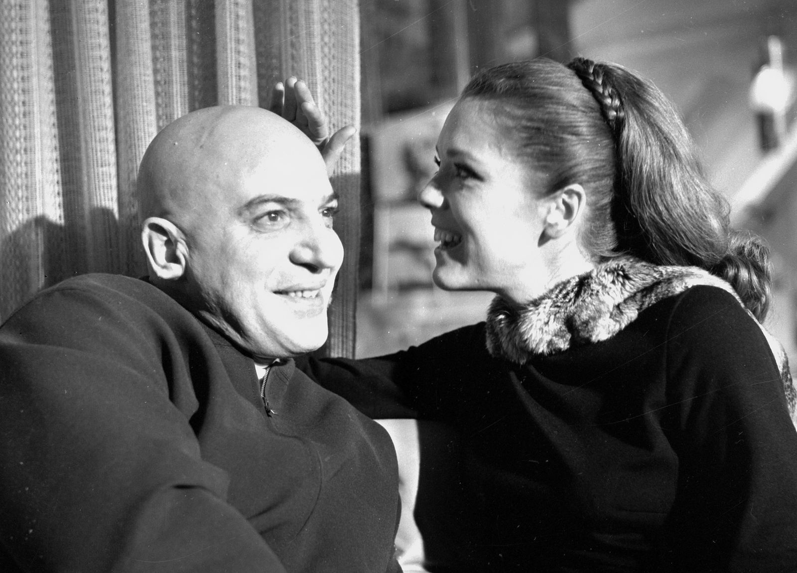 DIANA RIGG TELLY SAVALAS