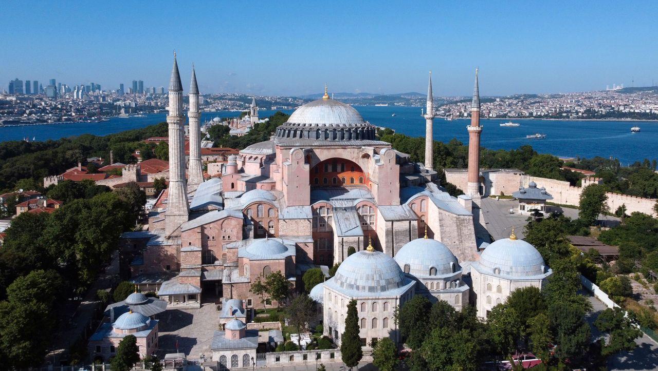 """Türkei: Umwandlung der Hagia Sophia in Moschee - """"Provokation für die zivilisierte Welt"""""""