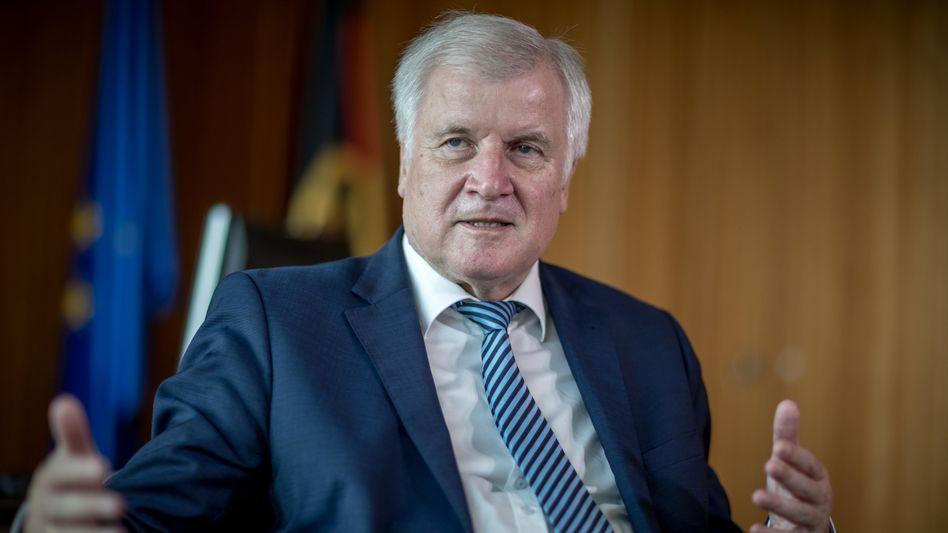 Innenminister Horst Seehofer