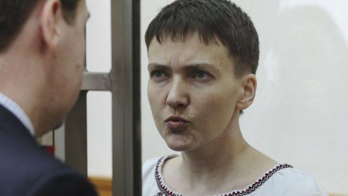 Vor Gericht in Moskau: Schauprozess gegen eine Symbolfigur