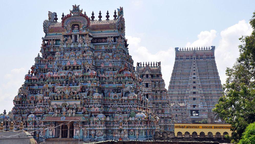 Tamil Nadu: Shiva, Steinmetze und savoir vivre