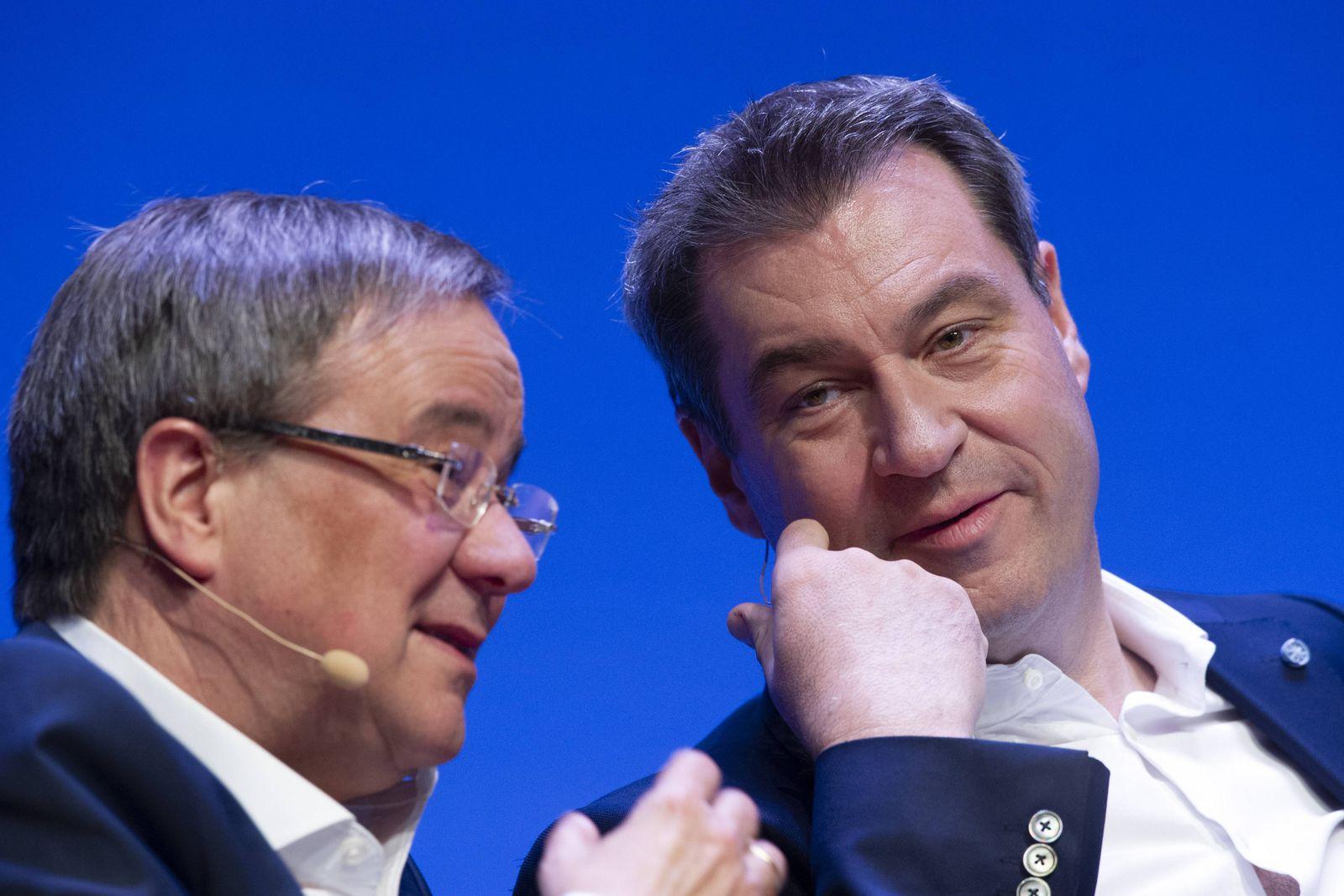 Armin LASCHET CDU Landesvorsitzender und Ministerpraesident des Landes Nordrhein Westfalen Markus