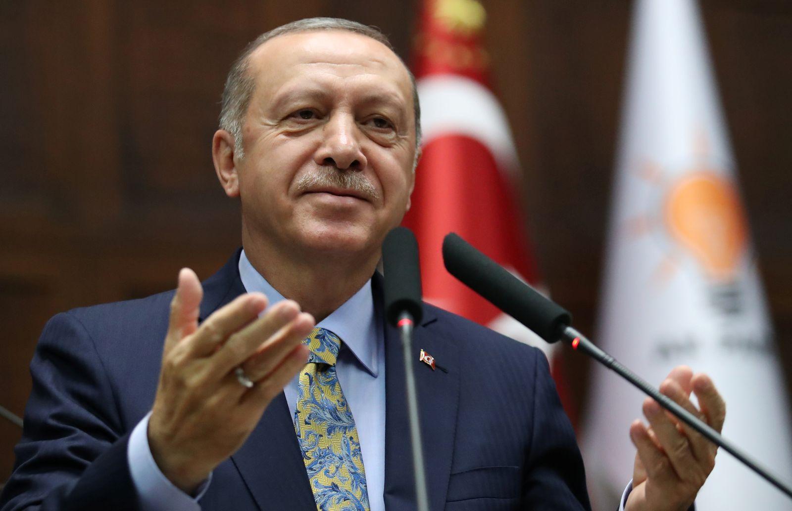 Tayyip Erdogan/ Saudi Arabien/ Jamal Khashoggi