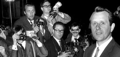 """Kurras vor Gericht (1967): """"Romeo-Aufträge"""" nur im Notfall"""