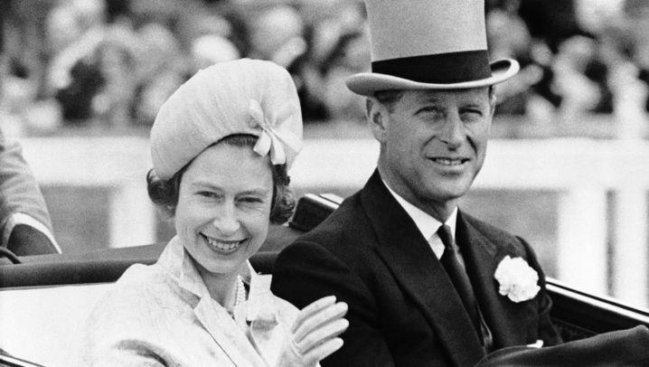 Prinz Philip: Bilder royaler Termine