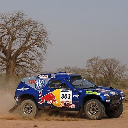 Dakar-Teilnehmer: Bald in Südamerika unterwegs?